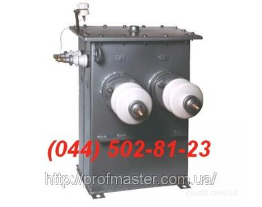 Трансформатор ЗМУ-10 трансформатор ОМП-10/10-0.23 масляний, ОМП-10/10 ЗМУ-10 (10кВ) 10кВт