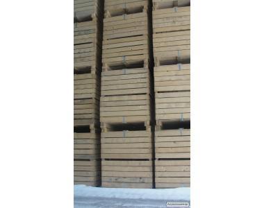 Дерев'яна тара (контейнери, ящики) для зберігання овочів