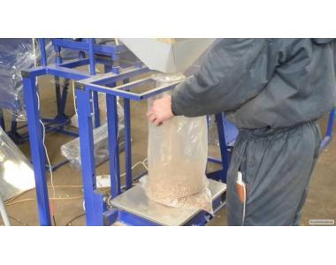 Фасовка и упаковка пеллет