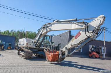 Гусеничний екскаватор Atlas Terex TC 260 LC