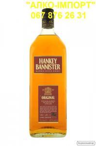 Віскі Hankey Bannister Original 1 L, гуртом та в роздріб