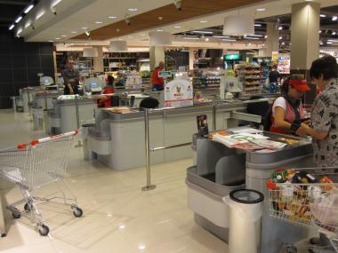 Касові бокси (місце касира) в міні-маркет, супермаркет!