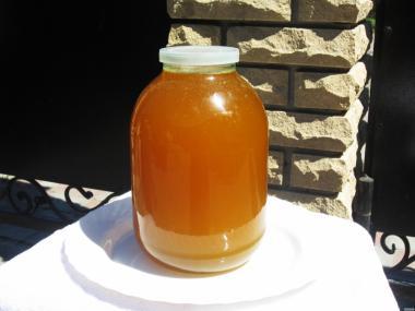 Продам мед різнотрав'я 2016