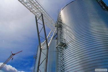 Силоси для зберігання зерна