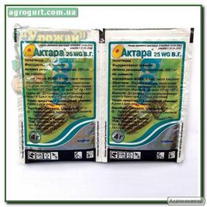 Инсектицид Актара 25 WG, в.г., 4 г. + оптом. код: 12333