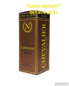 Бренді Chevalier Napoleon VSOP 2 L, 38 об. (роздріб, опт, дроп).