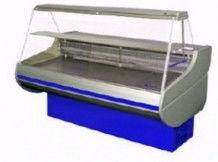 Вітрина універсальна Siena-П-0,9-1,7 ПС (холодильна)
