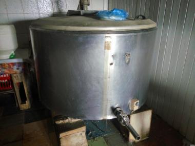 Охолоджувач молока