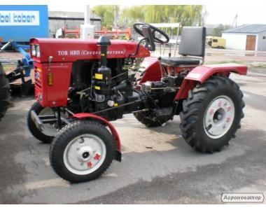 Продам новий міні-трактор Сінтай 120