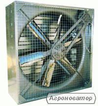 Вентилятор витяжний торцевій ES 140