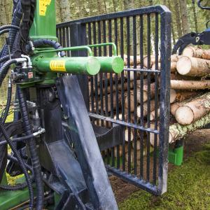 Прицеп лесовоз
