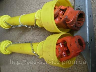 Вал карданний МВУ (МВС) -900,
