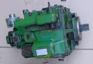 Ремонт гидронасоса AH160785 John Deere (Джон Дир)