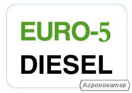 Дизельное топливо ДТ Евро 5