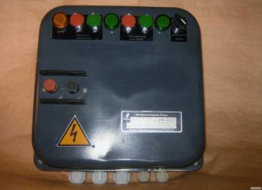 Ящик керування транспортером/конвейром РОС III