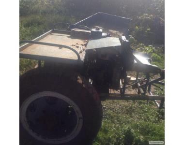 Продається саморобний трактор