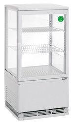 Вітрина холодильна Bartscher 700158G (БН)
