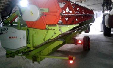 Жатка зерновая Claas Avto-Contour V900 (2009)