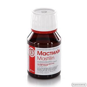 """Препарат """"Мастилин""""  лечение маститов, эндометритов. Без каренции!"""