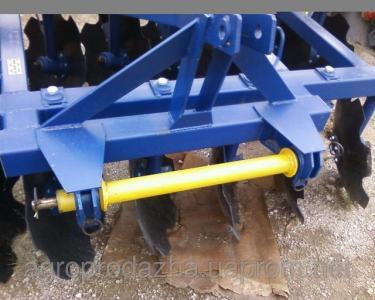 Агрегат почвообрабатывающий дисковый  АГД -  3,5