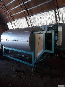 Барабанно-щіткова мийка А9-КМ2-Ш