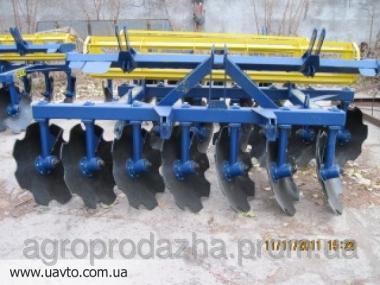 Продам борони дискові АГД-1.8, АГД-2.1, АГД-2.5, АГД-3.5, АГД-4.5