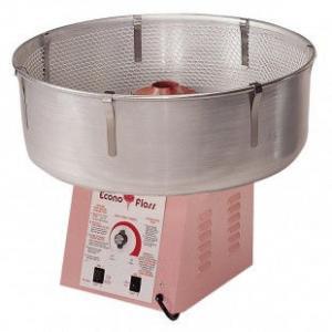 Аппарат для производства сахарной ваты Gold Medal Econo Floss 3017SX/Пл.