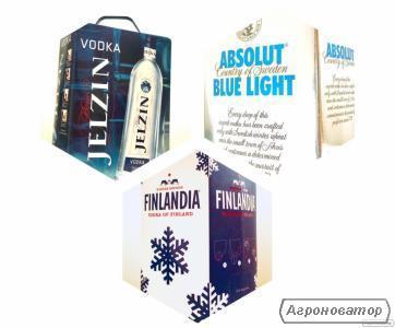 Молдовський спирт харчовий, зерновий, класа Люкс 96,6%, від 5 л - 66гр
