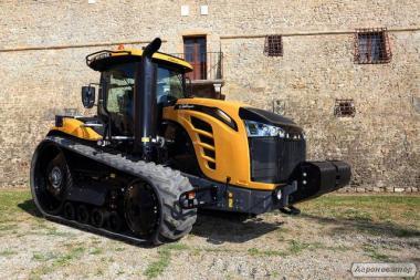 Гусеничний трактор Challenger MT800E