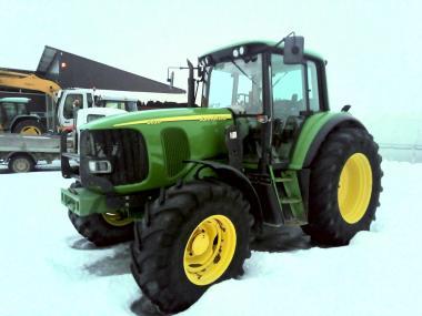 Трактор John Deere 6620 (2002)
