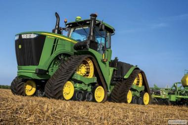 Ремонт гидравлики гусеничных тракторов John Deere