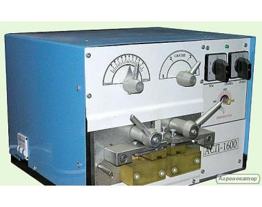 Апарат зварювальний для стрічкових пилок