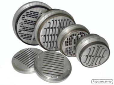 Цельнолитые прямоточные клапана ЦПК для поршневых компрессоров.