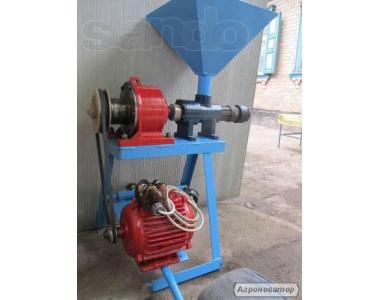Міні-маслопрес продуктивність 10-20 кг/год
