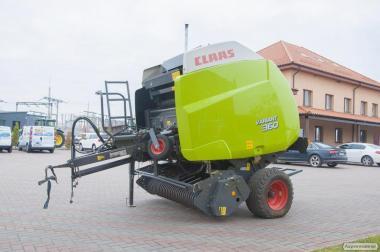Тюковый пресс-подборщик Claas Variant 360