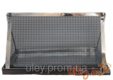 Подставка для распечатывания соторамок с нержавеющим поддоном НТЦ