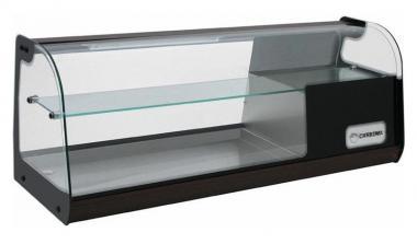Настольная витрина Carboma ВХСв 1,0 XL (4 гастроемкости+полка)