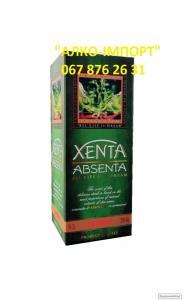 Абсент Xenta Absenta, 2 L, 70 об. (опт, розница, дропшиппінг)