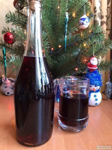 Продам домашнее красное вино без примесей!