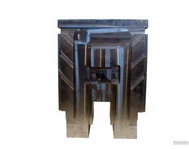 Штампы для прессов СМС 152 для производства силикатного кирпича