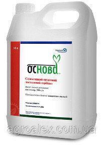Грунтовий гербіцид Основа, Ацетохлор 900г/л
