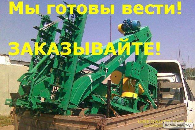 Зернометатель ЗМ-60У производительность 70 т/ч
