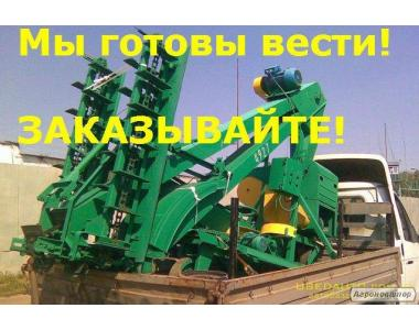Зернокидач ЗМ-60У продуктивність 70 т/год