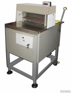 Машина для нарізання хлібобулочних виробів МНХ-9