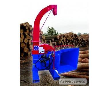 Подрібнювачі відходів деревини щепоруб рубальна дробилка