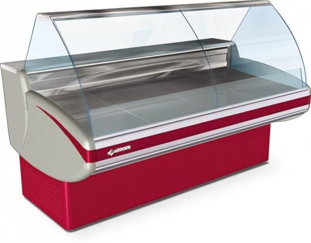 Холодильна вітрина Gamma/Гамма