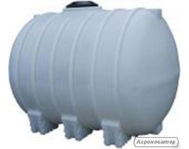 Резервуар для транспортировки воды и КАС