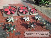 Стельові (шахтні) вентилятори Deltafan, Multifan, Fancom, (є б/у)