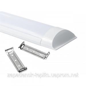 Світлодіодний LED світильник лінійний накладної