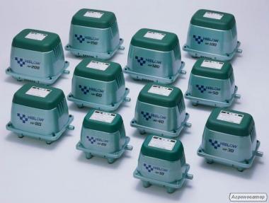 Компресор для ставка, водойми і септика HIBLOW HP 60-200
